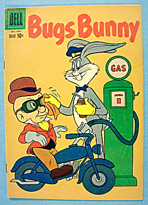 Bugs Bunny Comic #69 October 1959 Magic Mischief Makers (Image1)