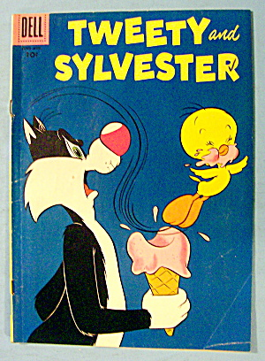 Tweety And Sylvester Comic #21 June 1958 Champion Chump (Image1)
