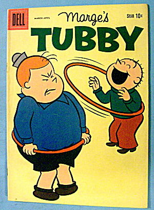 Tubby Comic #33 March 1959 The Talking Snowman
