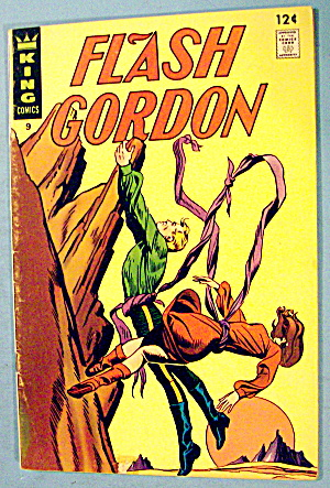 King Comics Flash Gordon #9 October 1967