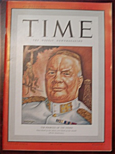 Time Magazine - January 26, 1942 - Ter Poorten Cover (Image1)