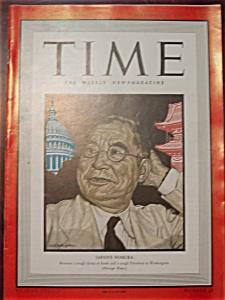 Time Magazine - September 22, 1941 - Nomura Cover (Image1)
