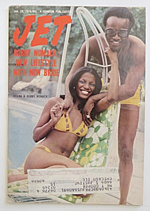 Jet Magazine January 29, 1976 Regina And Bobby