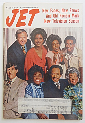 Jet Magazine October 23, 1975 The Jeffersons