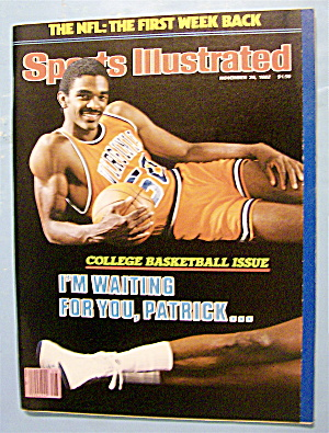 Sports Illustrated Magazine-November 29, 1982 (Image1)