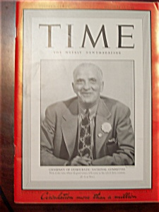 Time Magazine - October 12, 1942 - Eliot Elisofon Cover