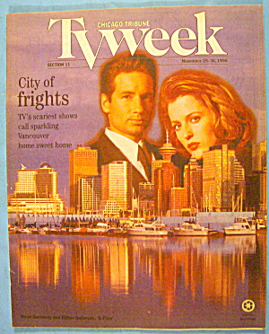TV Week-November 24-30, 1996 City Of Frights (Image1)