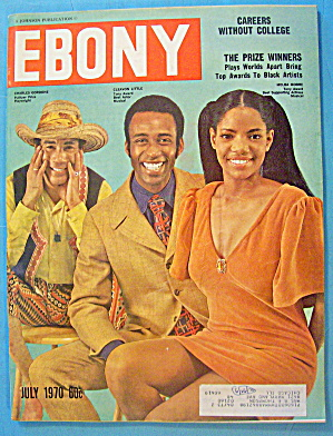 Ebony Magazine-july 1970-careers Without College