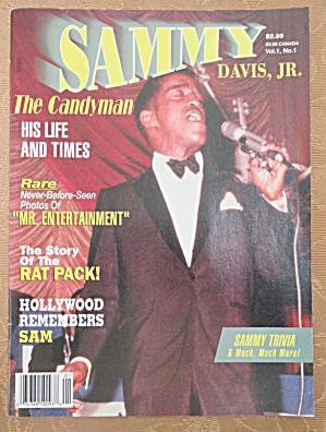 Sammy Davis Jr. Magazine 1990 His Life & Times  (Image1)