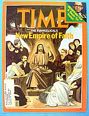 Time Magazine December 26, 1977 The Evangelicals
