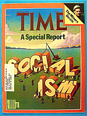 Time Magazine March 13, 1978 Socialism