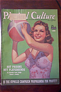 Physical Culture Magazine - June 1940