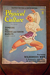 Physical Culture Magazine - December 1939