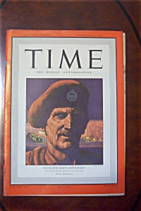 Time Magazine - Feb 1, 1943 - Eighth Army's Montgomery