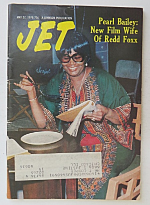 Jet Magazine May 27, 1976 Pearl Bailey: New Film Wife