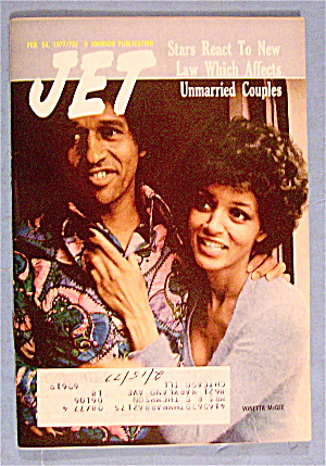 Jet Magazine February 24, 1977 Stars React To New Law