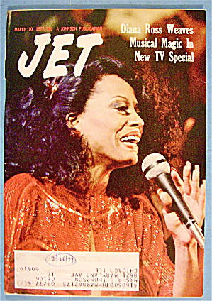 Jet Magazine March 10, 1977 Diana Ross (Image1)