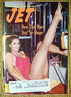 Jet Magazine June 30, 1977 How The Stars Stay In Shape