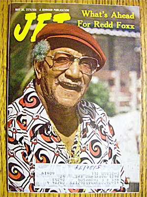 Jet Magazine May 30, 1974 What's Ahead For Redd Foxx