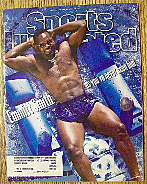 Sports Illustrated Magazine July 1, 1996 Emmitt Smith (Image1)