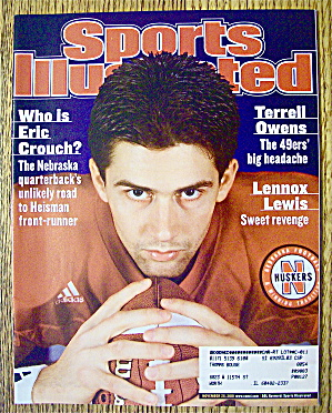 Sports Illustrated Magazine November 26, 2001 Lennix L. (Image1)