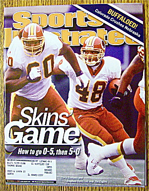 Sports Illustrated Magazine December 3, 2001 Skins Game (Image1)
