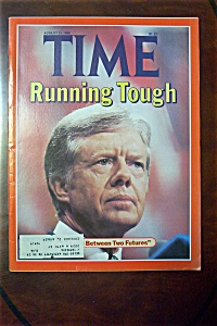 Time Magazine-august 25, 1980-jimmy Carter