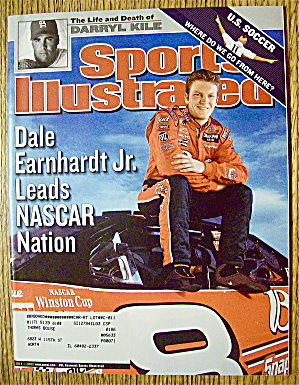 Sports Illustrated Magazine July 1, 2002 Dale Earnhardt (Image1)
