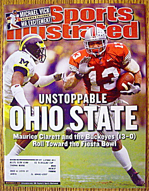 Sports Illustrated Magazine December 2, 2002 Ohio State (Image1)