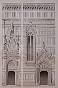 Eglise De St. Marie Des Fleurs, A Florence (Image1)