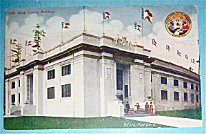 King County Building (Alaska Yukon Pacific Exposition) (Image1)