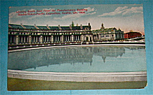Looking Southeast From Manufacturers Bldg Postcard (Image1)