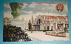 Cascade Court And Manufacturers Building Postcard (Image1)