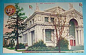 Vancouver Avenue Postcard (Alaska Yukon Pac Expo) (Image1)