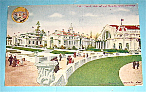 L'awaii, Oriental And Manufacturers Buildings Postcard