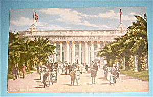 Southern Pacific Building Postcard (Panama Pac Expo)