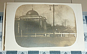 1909 Alaska Yukon Exposition RPPC Real Photo Postcard (Image1)