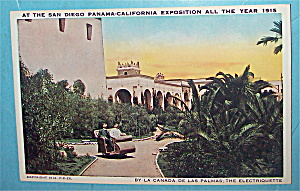 By La Canada De Las Palmas: The Electriquette Postcard (Image1)