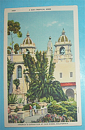 Semi Tropical Nook Postcard (Image1)