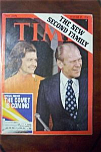 Time Magazine - December 17, 1973 - The Fords
