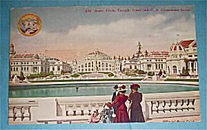 Arctic Circle Postcard (Alaska Yukon Pac Expo 1909) (Image1)