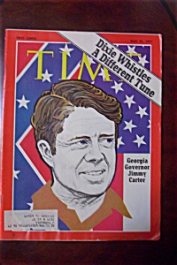 Time Magazine -may 31, 1971- Georgia Gov. Jimmy Carter