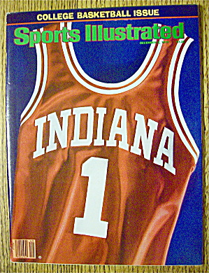Sports Illustrated Magazine December 3, 1979 Indiana (Image1)