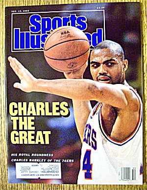 Sports Illustrated Magazine December 12, 1988 C Barkley (Image1)
