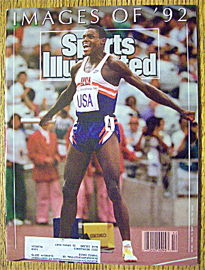 Sports Illustrated Magazine Dec 28, 1992-Jan 4, 1993 (Image1)