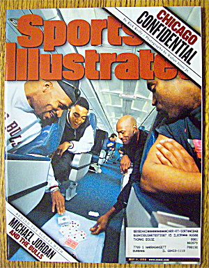 Sports Illustrated Magazine May 11, 1998 Chicago Bulls (Image1)