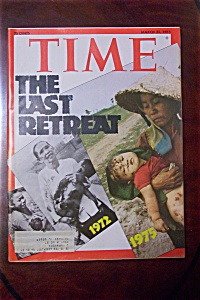 Time Magazine - March 31, 1975 - The Last Retreat