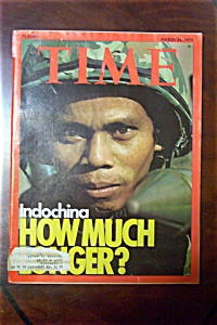 Time Magazine - March 24, 1975 - Indochina
