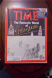 Time Magazine - April 17, 1978 - World Of Steinberg