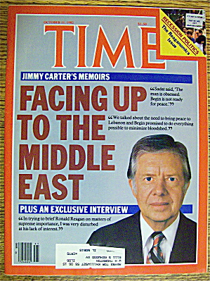 Time Magazine-October 11, 1982-Jimmy Carter (Image1)